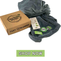 Picture of a Dutch Oven Kits Fart Blanket with Box