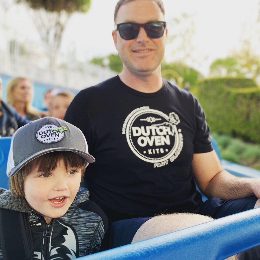 Fart T Shirt Dad and Son