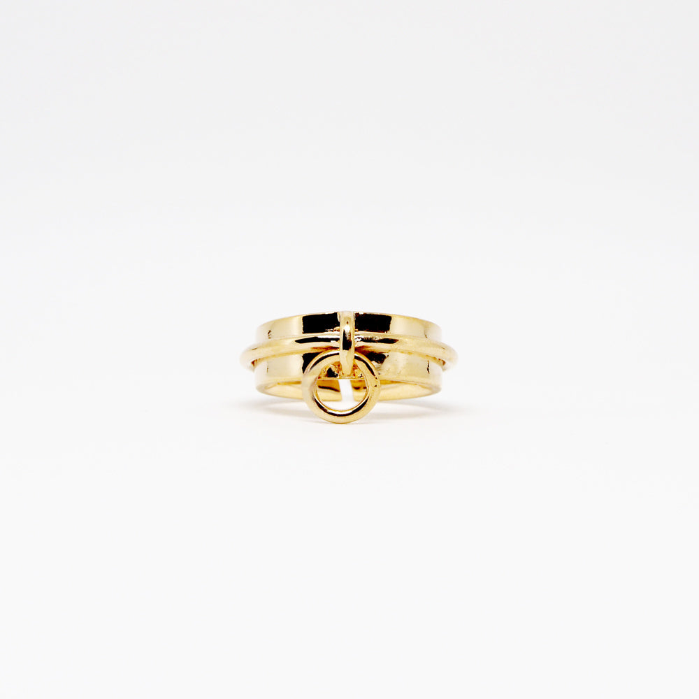 Knot Ring - Gold