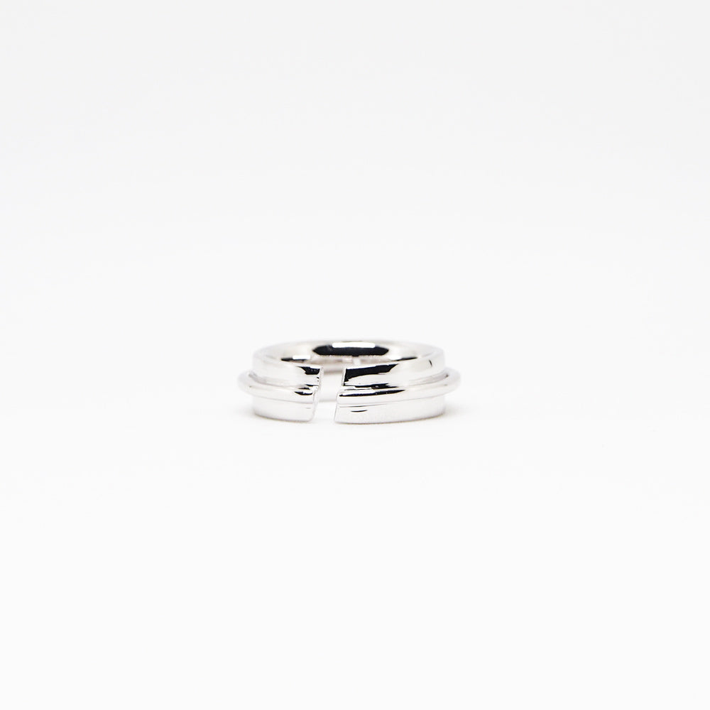 Knot Ring - Silver