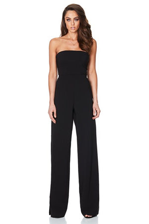 GLAMOUR JUMPSUIT | BLACK