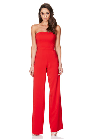 GLAMOUR JUMPSUIT | CHERRY