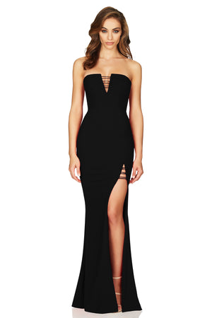 JULIETTE GOWN | BLACK