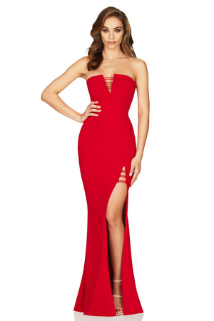 JULIETTE GOWN | RED