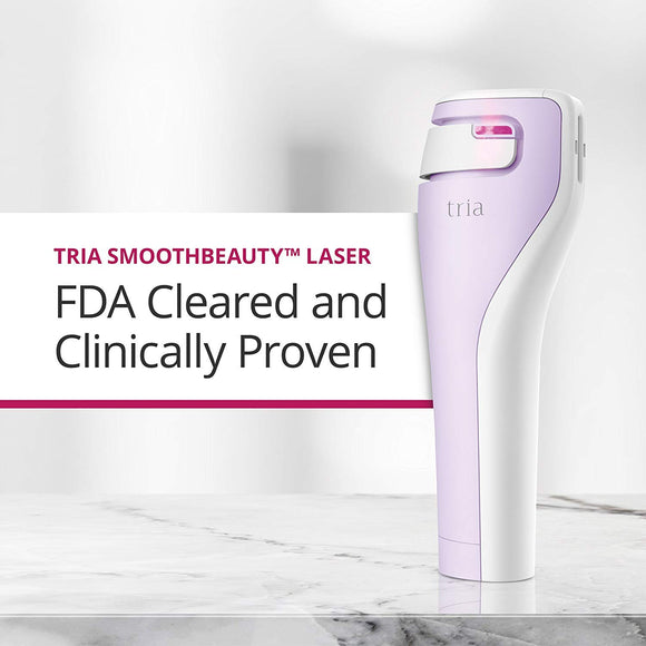 Tria Smooth Beauty Laser & Eye Mask Kit