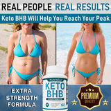 Purely Premium Keto Diet Pills - Utilize Fat for Energy with Ketosis - Boost Energy & Focus, Manage Cravings, Support Metabolism - Keto BHB Supplement for Women and Men - 30 Day Supply