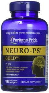 Puritans Pride Neuro-ps Gold