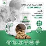 Doggie Dailies Glucosamine for Dogs: 225 Soft Chews, Advanced Hip & Joint Supplement for Dogs with Glucosamine, Chondroitin, MSM, Hyaluronic Acid & CoQ10, Premium Joint Relief for Dogs Made in the USA