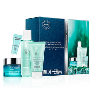 Biotherm AquaSource Everplump set Cleanser, Toner, Cream