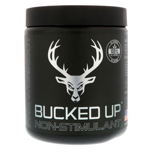 Bucked Up, Pre-Workout, Non-Stimulant, Raspberry Lime Ricky, 11.36 oz