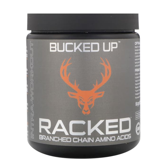 Bucked Up, Racked BCAA, Peach Mango, 292 g