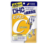 DHC Vitamin C Plus Vit B2 60 Days 120 Tablet JAPAN 3 Bulan Stock