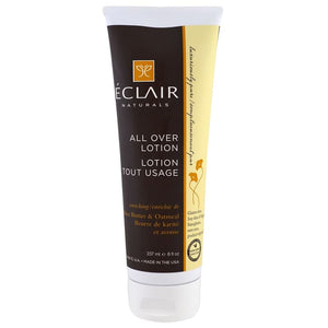 Eclair Naturals,All Over Lotion,Enriching,Shea Butter&Oatmeal, 237ml