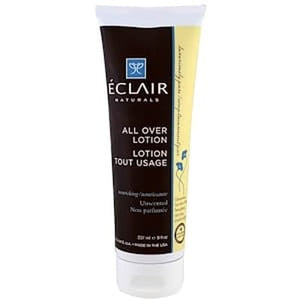 Eclair Naturals,All Over Lotion,Nourishing.Unscented, 8 fl oz (237ml)