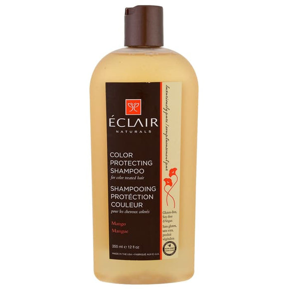 Eclair Naturals, Color Protecting Shampoo, Mango, 12 fl oz (355 ml)
