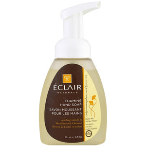 Eclair Naturals,Foaming Hand Soap,Shea Butter&Oatmeal,8.5 fl oz 251ml