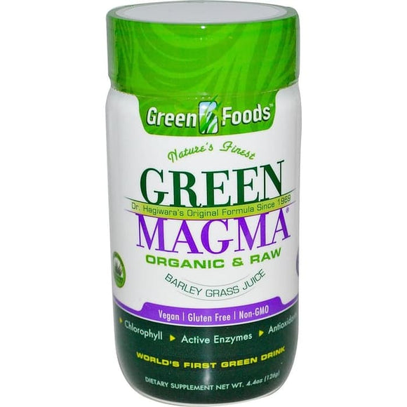 Green Foods Corporation, Green Magma, Barley Grass Juice, 500 mg, 250