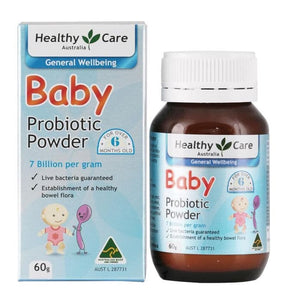 Healthy Care Baby Probiotic Powder 60gr
