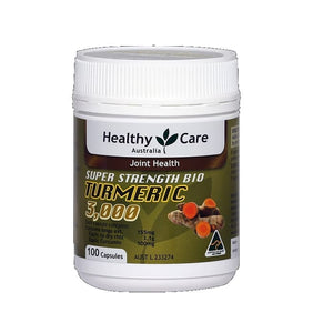 Healthy Care Bio Turmeric 3000, 100 capsules