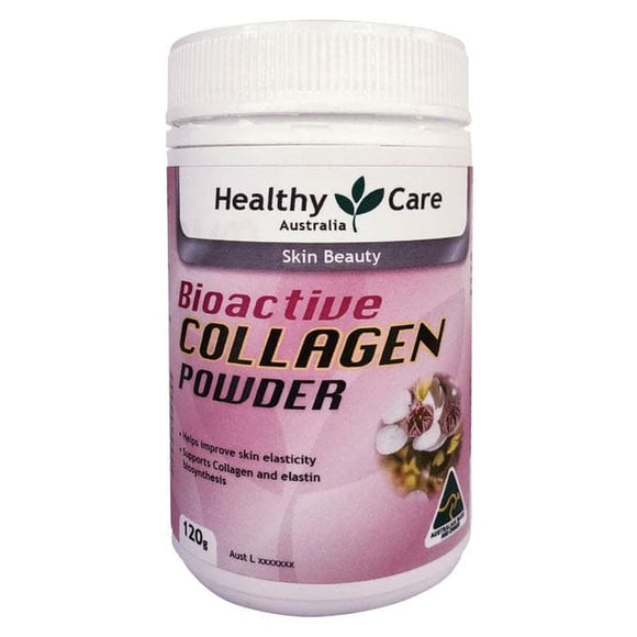Healthy Care Bioactive Collagen Powder, 120gr