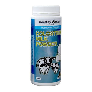 Healthy Care Colostrum Powder, 300gr