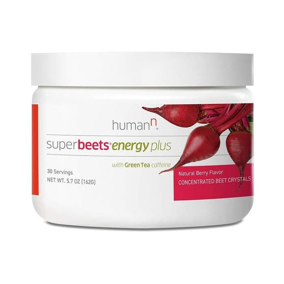 Humann Superbeets Energy Plus Natural Energy Superfood 162 Gram