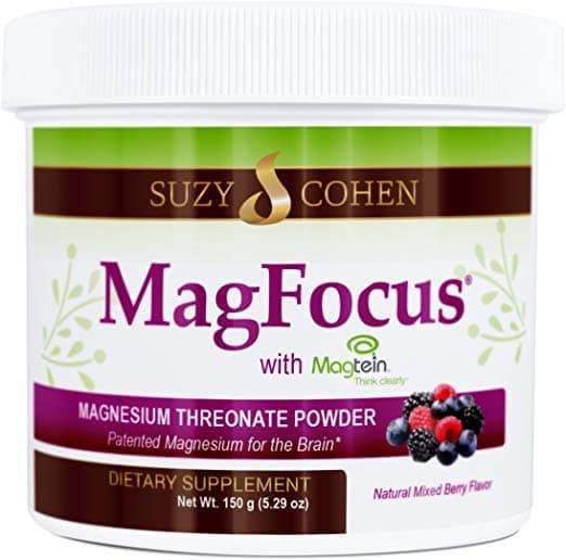 MagFocus Berry Flavored Magnesium Threonate 200mg Powder 150g