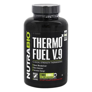 NutraBio Labs, ThermoFuel V.9 for Men, 180 Vegtable Capsules