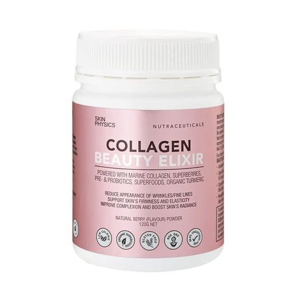 Nutraceuticals Collagen Beauty Elixir 150g Marine Collagen, Probiotic
