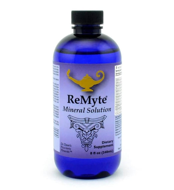 ReMyte Mineral Solution Dr. Carolyn Dean's Multivitamin Mineral 240ml