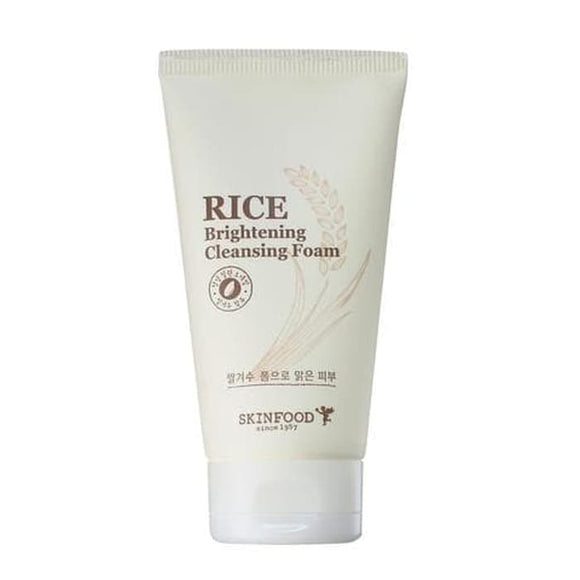 Skinfood Skin Food Rice Brightening Cleansing Foam 150ml