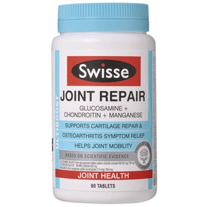 Swisse Ultiboost Joint Repair Glucosamine Chondoitin 90 Tablets