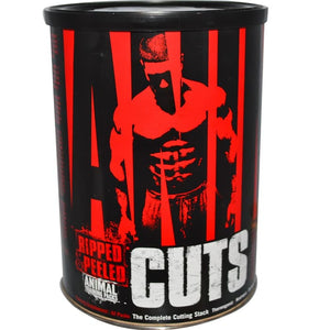 Universal Nutrition,Animal Cuts,Ripped&Peeled,Training Supplement,42p