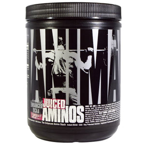 Universal Nutrition, Animal Juiced Aminos, Enhanced BCAA, Strawberry L