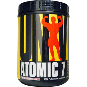 Universal Nutrition,Atomic 7,BCAA Performance,Black Cherry Bomb 1kg