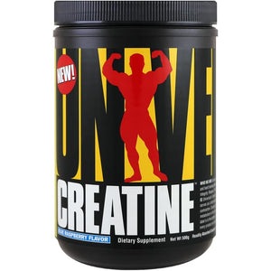 Universal Nutrition, Creatine, Blue Raspberry, 500 g