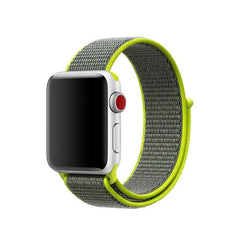 Bracelet Apple Watch nylon - 7 coloris