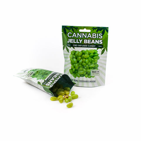 CBD Jelly Beans (soft) (24p in a box)