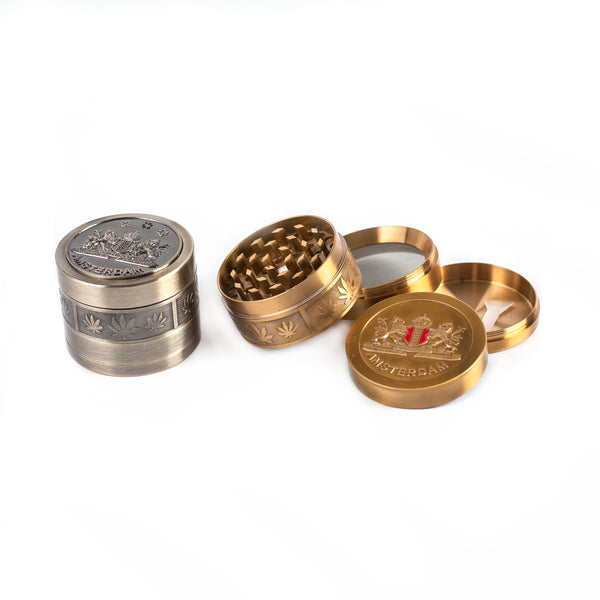 Amsterdam Grinder (53mm) (12p in a box)