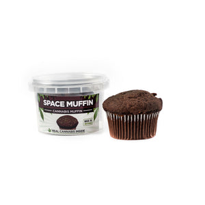 CBD Muffin (Medium) (24 in a box)