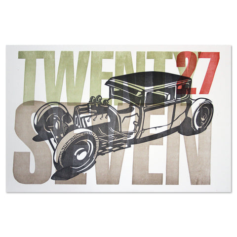 1927 Ford Poster
