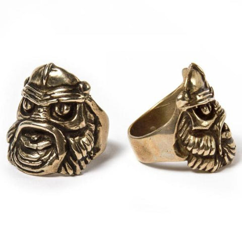 Creature Ring - Bronze