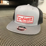 Gray DSS patch hat
