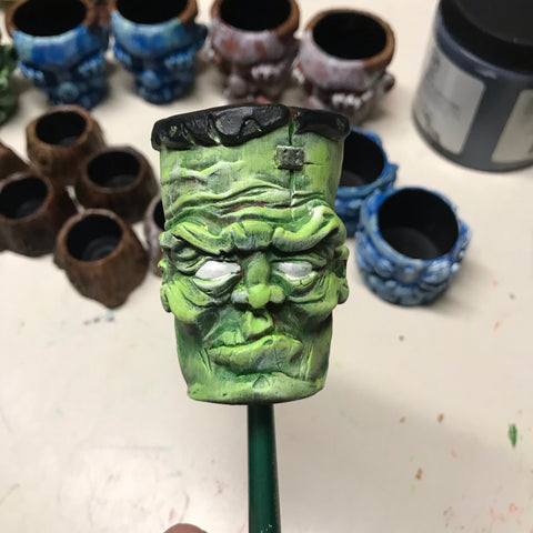 Frankenstein Shift Knob