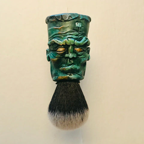 Frankenstein Shave Brush