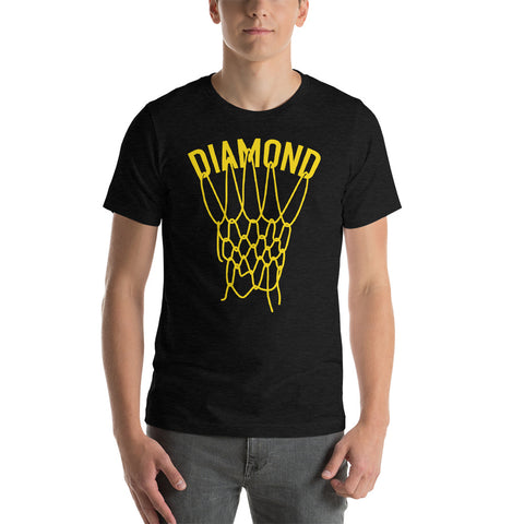 Basketball Short-Sleeve Unisex T-Shirt - 1