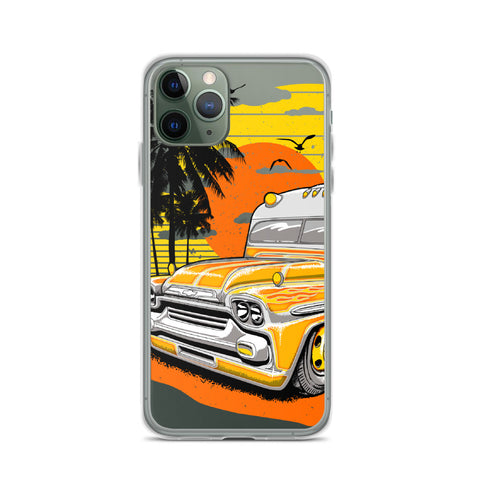 Lemon Dropped - iPhone Case