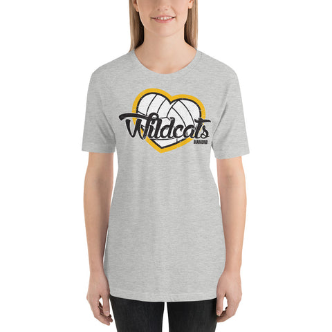 Diamond Wildcats Short-Sleeve Unisex T-Shirt - 9