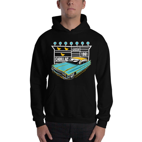 61 Caddy Hooded Sweatshirt
