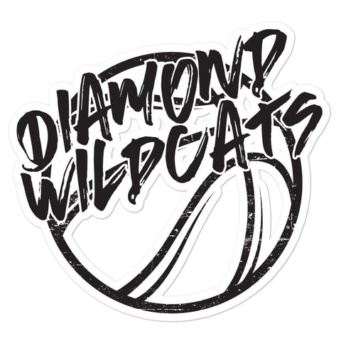 Wildcat Basketball Stickers